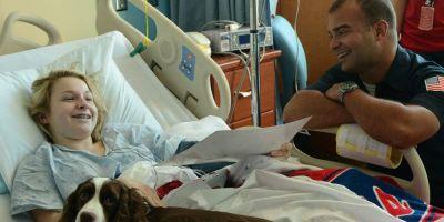 """Javier Román: """"Un paciente con cáncer puede seguir con su perro, pero con precauciones"""""""