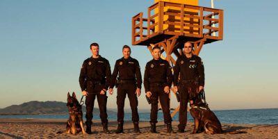 Policía Local de Vera: al acecho de las  sustancias
