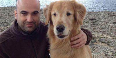 """""""Todo saldrá bien"""", nueva novela de  Emilio Ortiz con """"pensamientos"""" de su perro guía"""