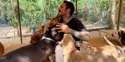 Santuario de animales en Cancún