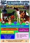 Calendario de pruebas caninas Julio 2018